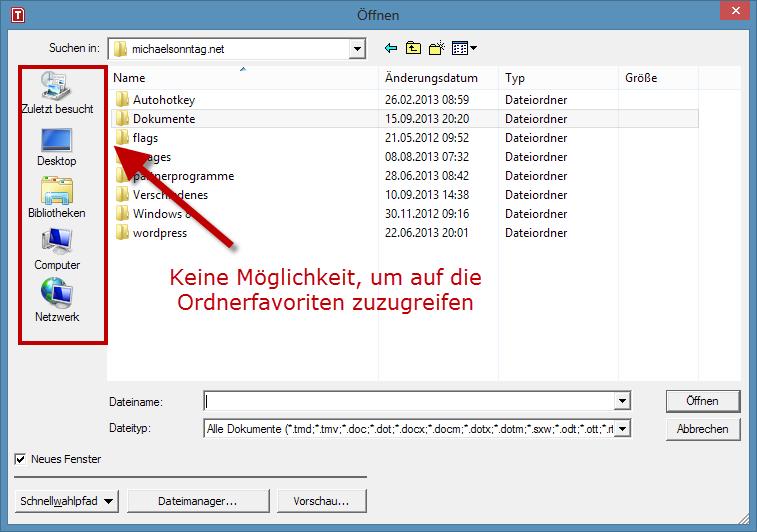 Softmaker-Datei-oeffnen