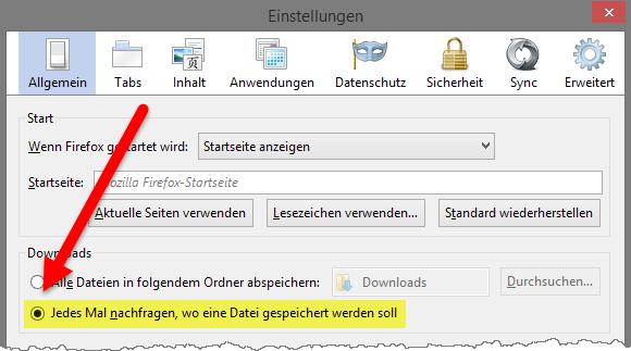 firefox_download-einstellungen
